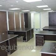 Офисная мебель в Алматы на заказ фото