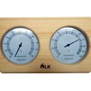 Термогигрометр для бани LK арт.216 фото