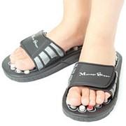 Тапочки рефлекторные Massage Slipper(Foot Relax) фото