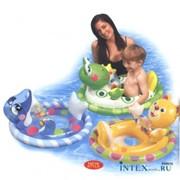 Надувной круг с трусиками INTEX 59570 фото
