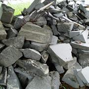 Камень бутовый бесплатно гранитный серый. фото