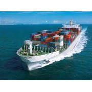 Морские контейнерные перевозки фото