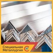 Уголок алюминиевый равнополочный 40х40х2 мм АД31Т1 ГОСТ 13737 фото