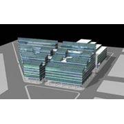 Проектирование бизнес центров фото