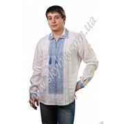 Мужская вышитая рубашка СК1021L фото