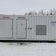 Блок-контейнер типа Север на санях фото