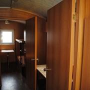 Вагон-дом жилой вагончик бытовка для проживания восьми человек Вологда фото