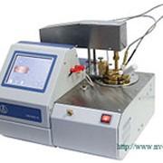ТВЗ-ЛАБ-12 Автоматический аппарат для определения температуры вспышки в закрытом тигле фото