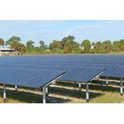 Солнечная ферма фото