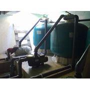 Монтаж оборудования для бассейнов фонтанов хаммамов фото