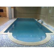 Изготовление бассейнов фото