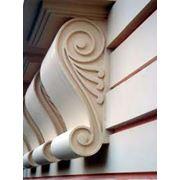 Декоративные элементы фасадов фото