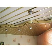 Потолочные работы подвестные потолки фото