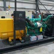 Дизельный генератор UND 77 кВА (56 кВт), открытого исполнения фото
