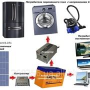 Квартирное освещение альтернативными источниками энергии фото