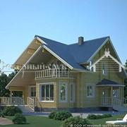 Проекты деревянных домов, проекты деревянных домов из бруса, проекты деревянных домов в Симферополе, готовые проекты деревянных домов фото