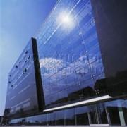 Строительство, монтаж фасадов зданий фото