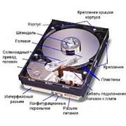 Восстановление данных с HDD IDE, SATA, SCSI, CD/DVD, Flash фото
