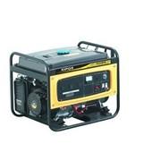 Бензиновый генератор KGE6500E3, 5.6 кВА (4.5 кВт) фото