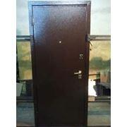 Дверь металлическая фото