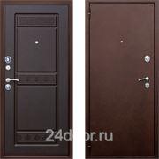 Дверь металлическая Троя медь фото