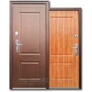 Дверь металлическая ТД 727 фото