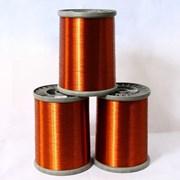 Эмальпровод обмоточный лудящийся медный ПЭВТЛ-2 фото