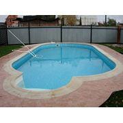 Сервисное обслуживание бассейнов фото