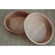 Посуда столовая деревянная фото