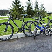 Прокат велосипедов для отдыха. Прогулки на велосипеде. Велотуры. Велопрогулки. Покат велосипедов для семейного активного отдыха. фото