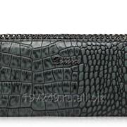 Женский кошелек модель: KANSAS, арт. K00626 (grey) фото