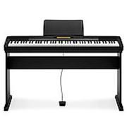 Цифровое пианино Casio CDP-230R, цвет черный или серебро фото