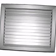 Решетка вентиляционная алюминиевая РАГ 1300х200 фото