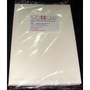 Бумага вафельная для пищевого принтера kopyform Premium фото
