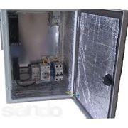 Термошкафы с монтажной панелью и кронштейном фото
