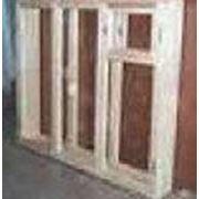 Рамы оконные деревянные балконные фото