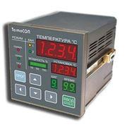 Программируемый терморегулятор фото