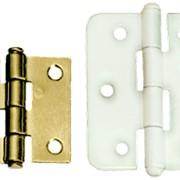 Петли ПН (цинк, белые, золото) фото