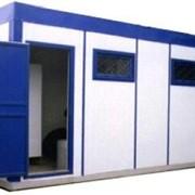 Модульные туалеты фото