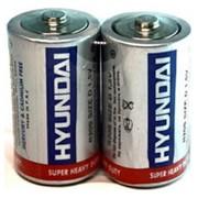 Батарейка 482022 D R 20 S_2 Hyundai Super Havy Duty (1.5v) (уп.24 шт.) бочка фото