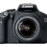 Фотоаппарат Canon EOS 600D Kit(18-55mm IS||) фото