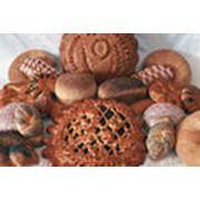 Хлеб амарантовый фото