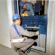 Монтаж и настройка лифтов фото