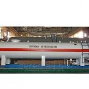 Резервуар для сжиженных углеводородных газов (СУГ) надземный СР054.000.00-01 фото