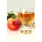 Сок яблочный неосветленный концентрированный фото