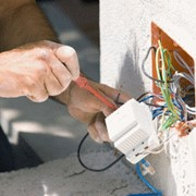 Демонтаж электропроводки фото