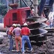 Комплексные инженерные гидроэкологические изыскания для оценки степени загрязнения подземных вод различными загрязняющими веществами. фото