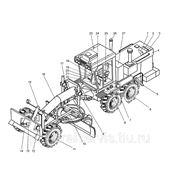 Запчасти для автогрейдера ДЗ-98, ДЗ-180,ГС-14.02,А-120, фото