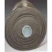 Рулонное резиновое покрытие в коровник для проходов и под скрепер 17 мм фото