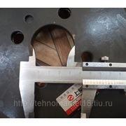 Вентилятор системы охлаждения на автогрейдер GR215 фото
